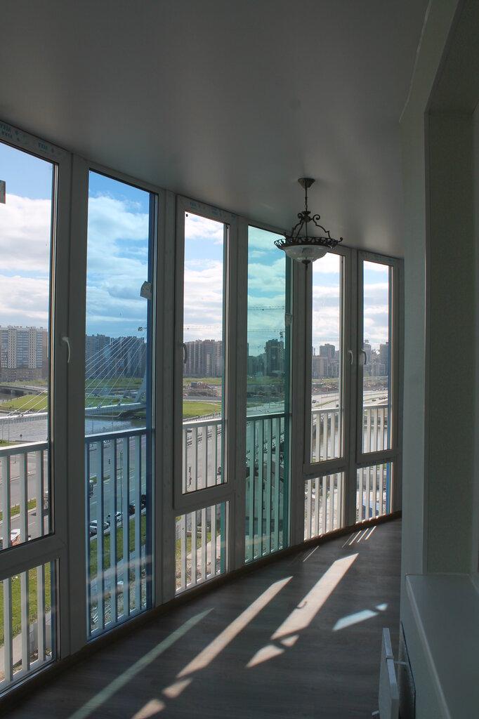 Фото комнат совмещенных с балконом и аркой ежедневно подмечать