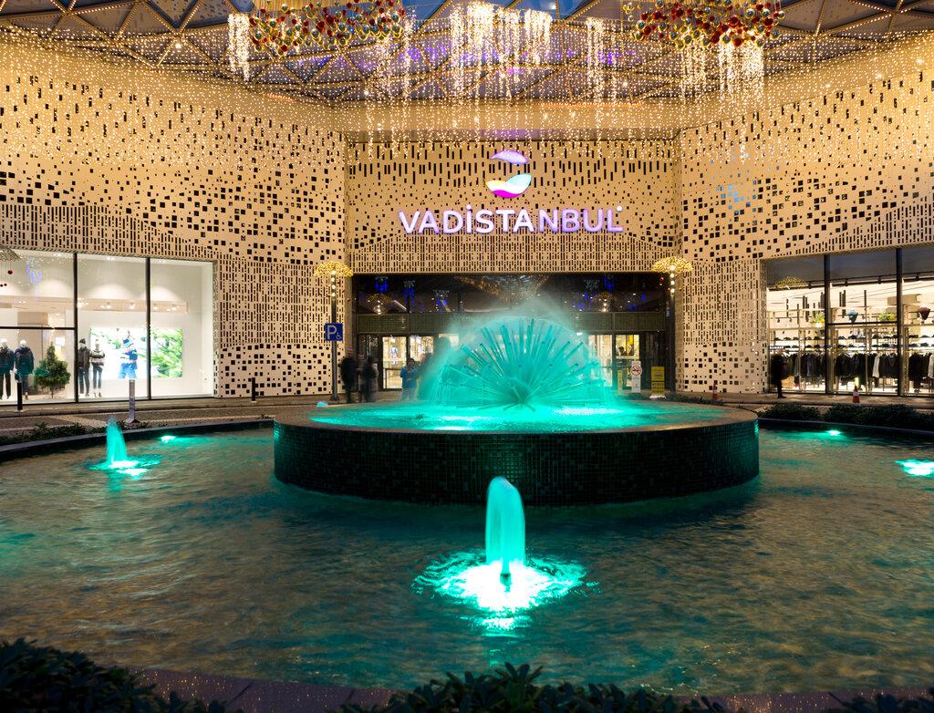 alışveriş merkezleri — Vadistanbul Alışveriş Merkezi — Sarıyer, photo 1