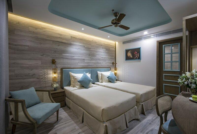 Icon Saigon Luxury Design Hotel