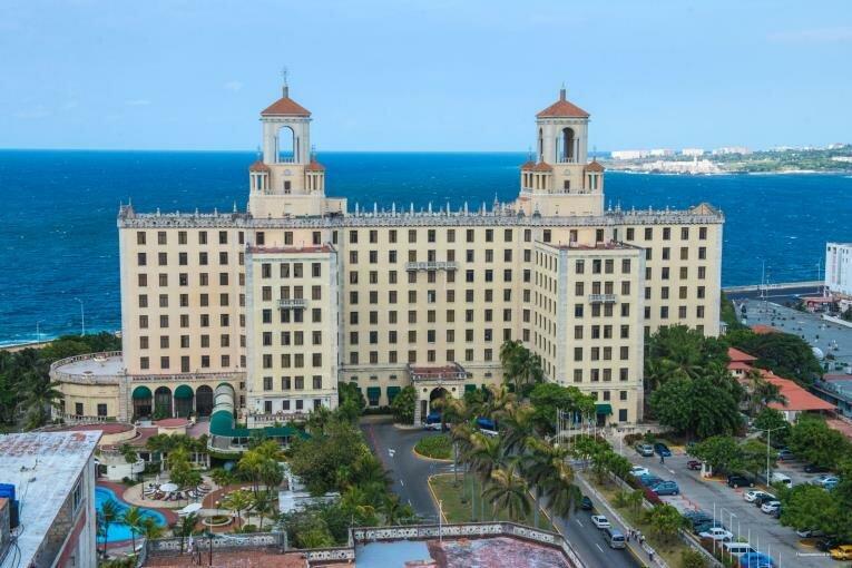 Национальный отель Кубы