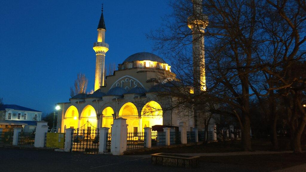 мечеть — Джума Хан-Джами — Евпатория, фото №8