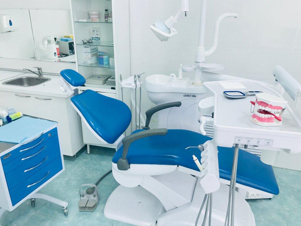 стоматологическая клиника — Дентал 7 — Москва, фото №1