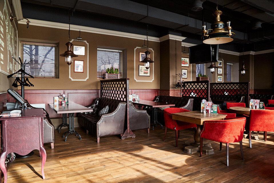ресторан — Temple Bar — Москва, фото №8