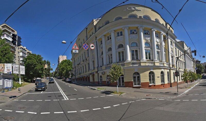 Apartment Olesia Honchara St 55