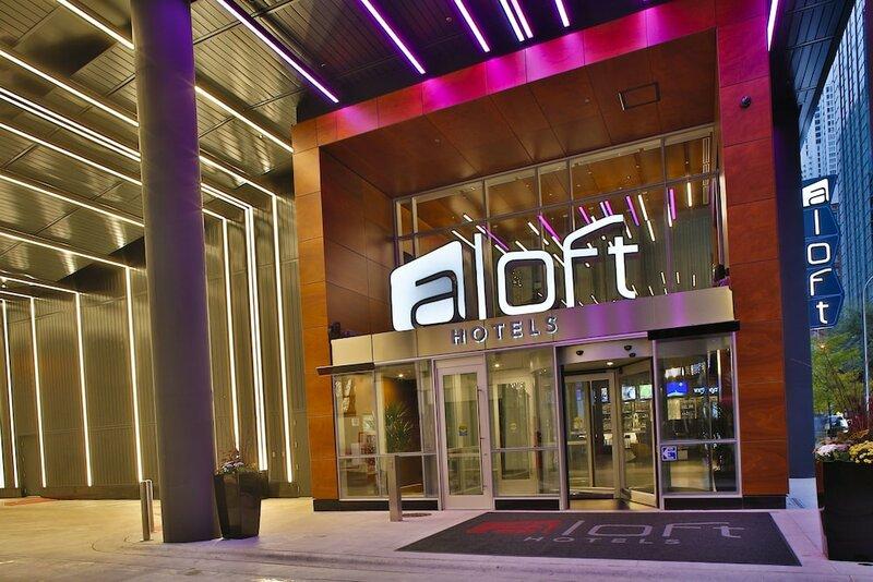 Aloft Chicago Mag Mile