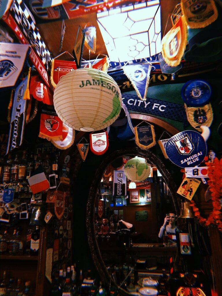 бар, паб — Mollie's pub — Москва, фото №2