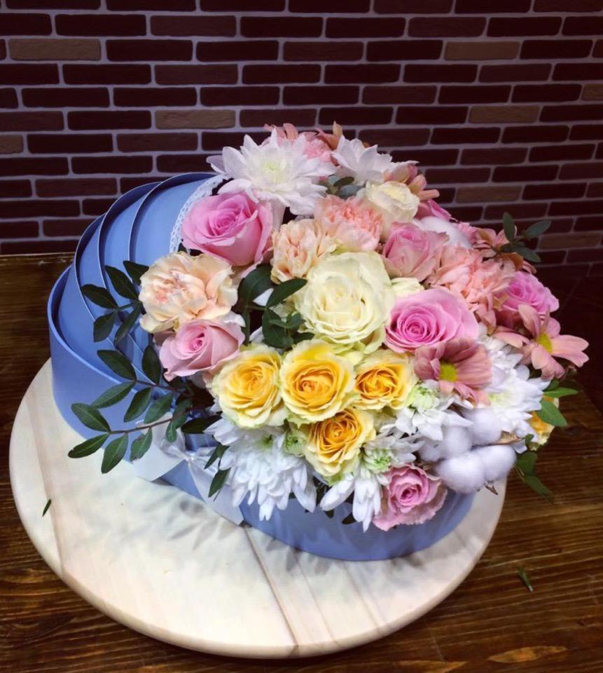 Клевер доставка букетов, цветы интернете