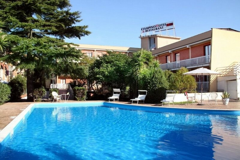 Отель Ciampino