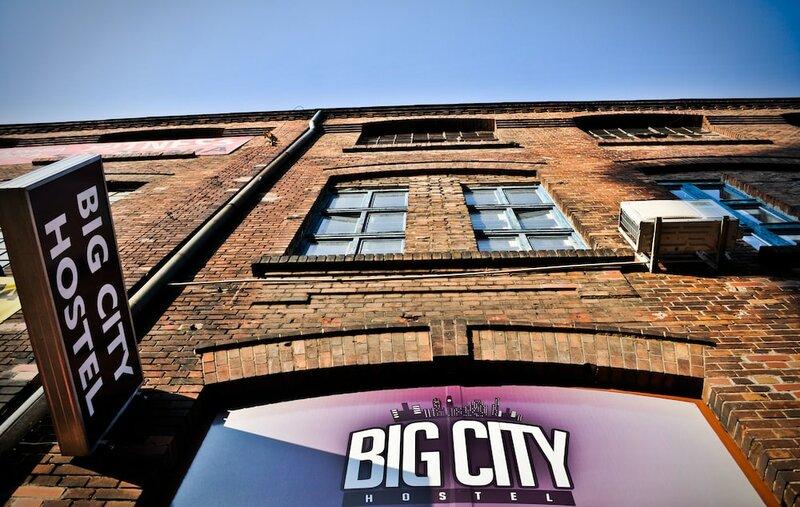 Big City Hostel