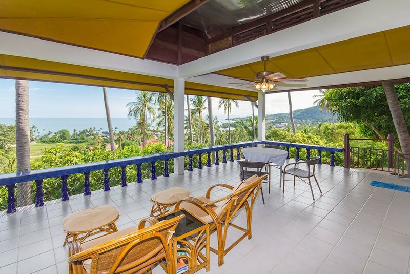 Seaview Paradise Beach & Mountain Villas