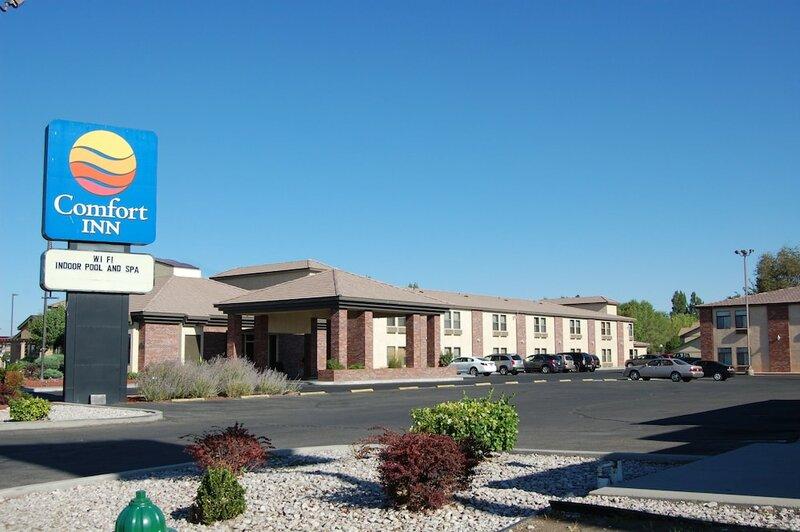 Comfort Inn & Suites Near Fallon Naval Air Station