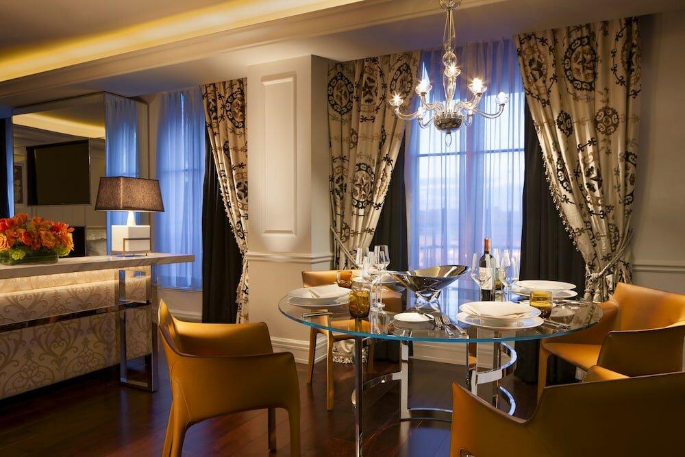 гостиница — Rosewood Washington, D. C. — Вашингтон, фото №10