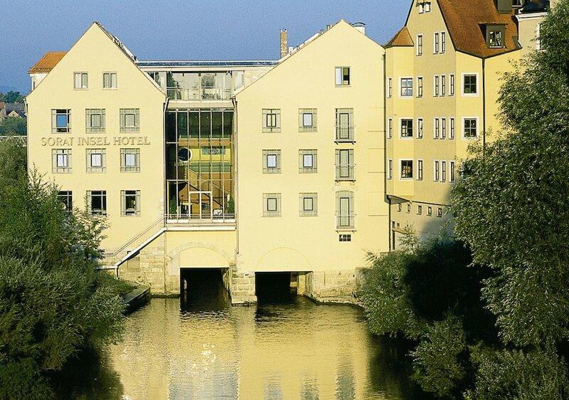 Sorat Insel Regensburg