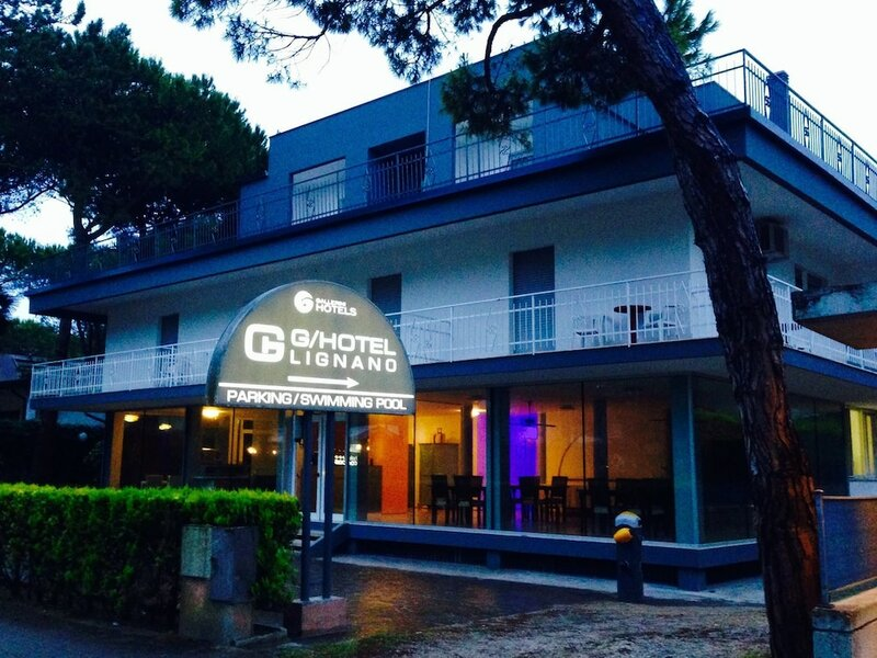 Ghotel Lignano