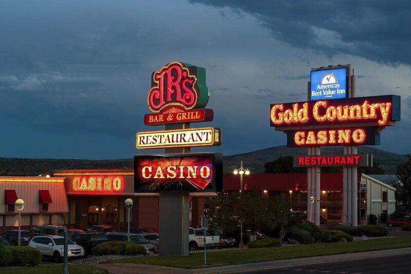 Americas Best Value Gold Country Inn & Casino