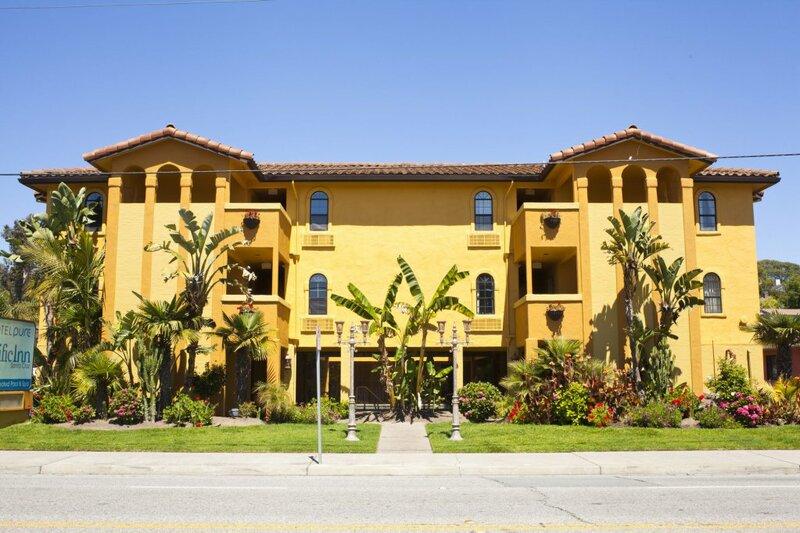 Pacific Inn Santa Cruz