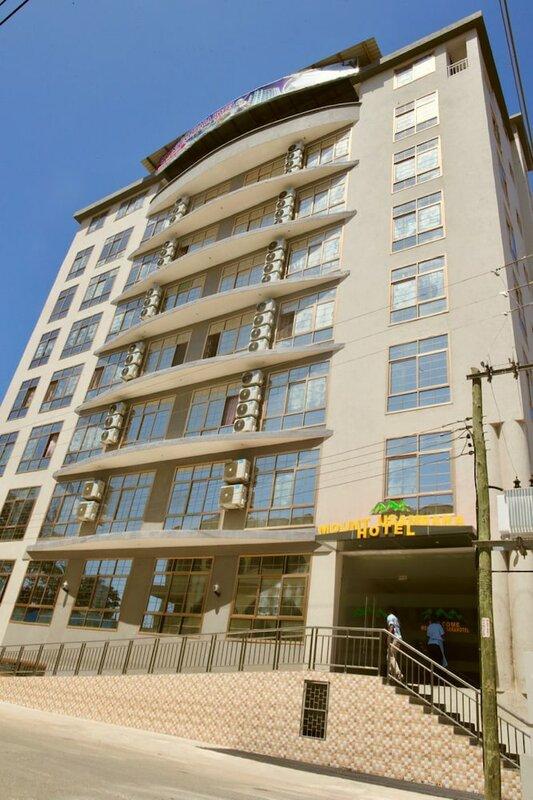 Mount Usambara Hotel