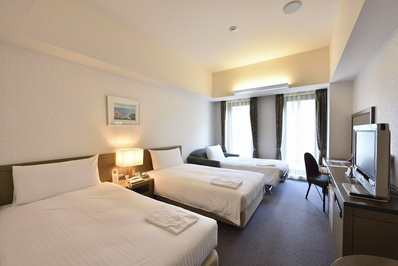 Hotel Wbf Sapporochuo