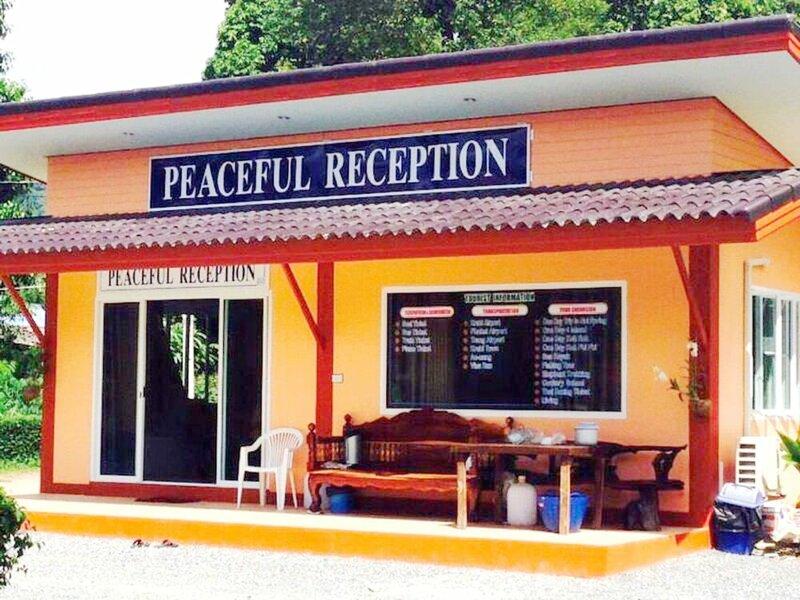 Peaceful Resort Koh Lanta