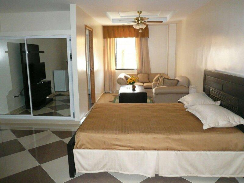 Aparta Hotel Roma I