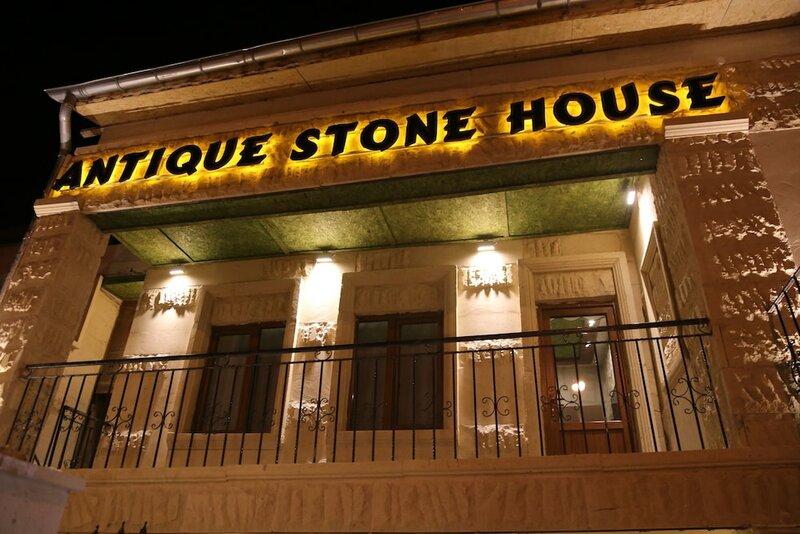 Antik Stone House