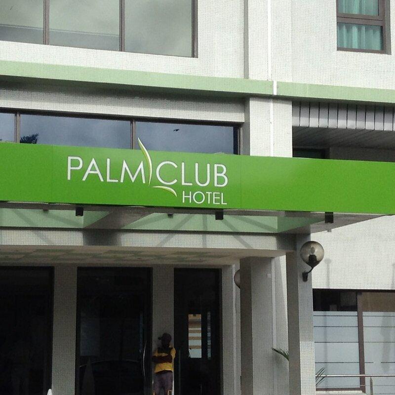 Hôtel Palm Club