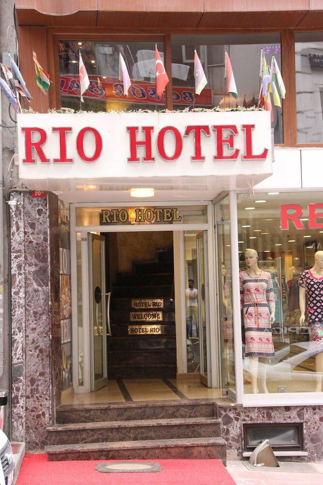 otel — Hotel Rio — Fatih, photo 1