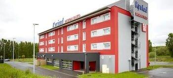 Hôtel Kyriad Design Enzo Thionville