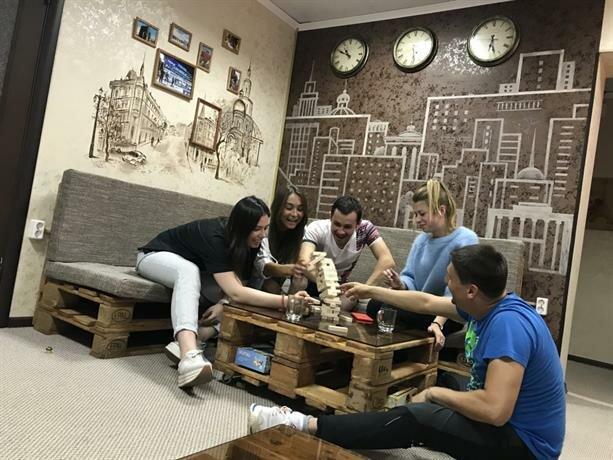 гостиница — Loft Hotel — Пермь, фото №6