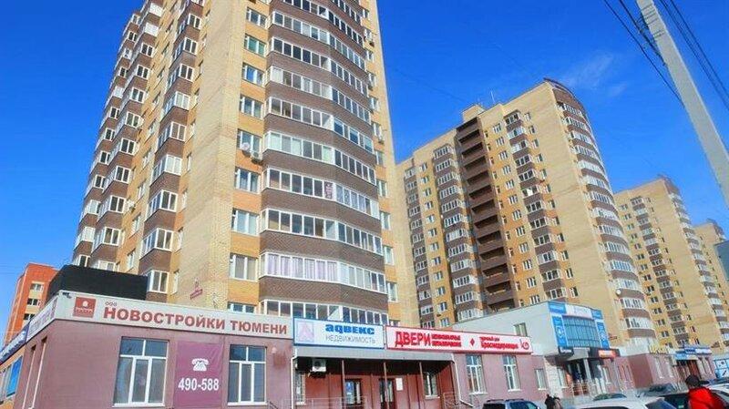 Апартаменты Modern Flat in Tyumen City Center