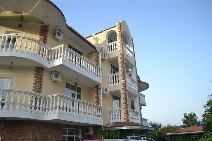 Отель Gestia