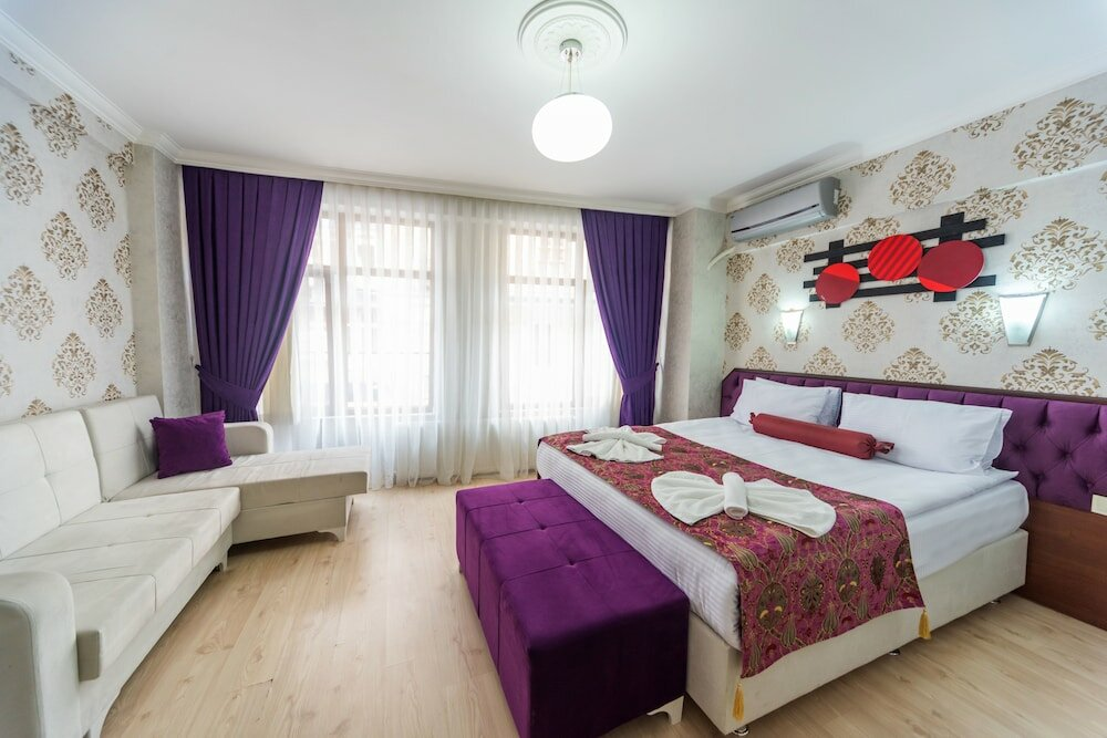 otel — Arges Old City Hotel — Fatih, foto №%ccount%