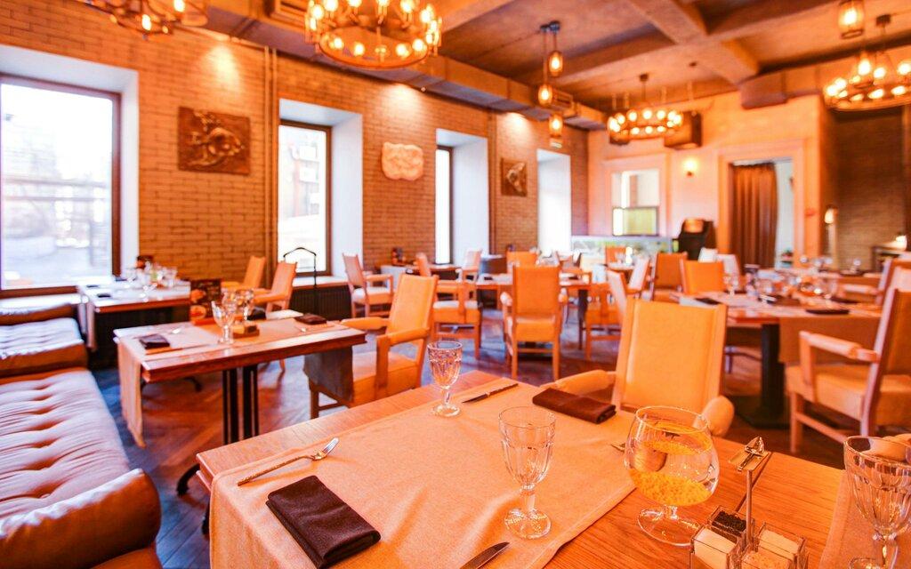 ресторан — Ресторан Мясо & Рыба — Москва, фото №3