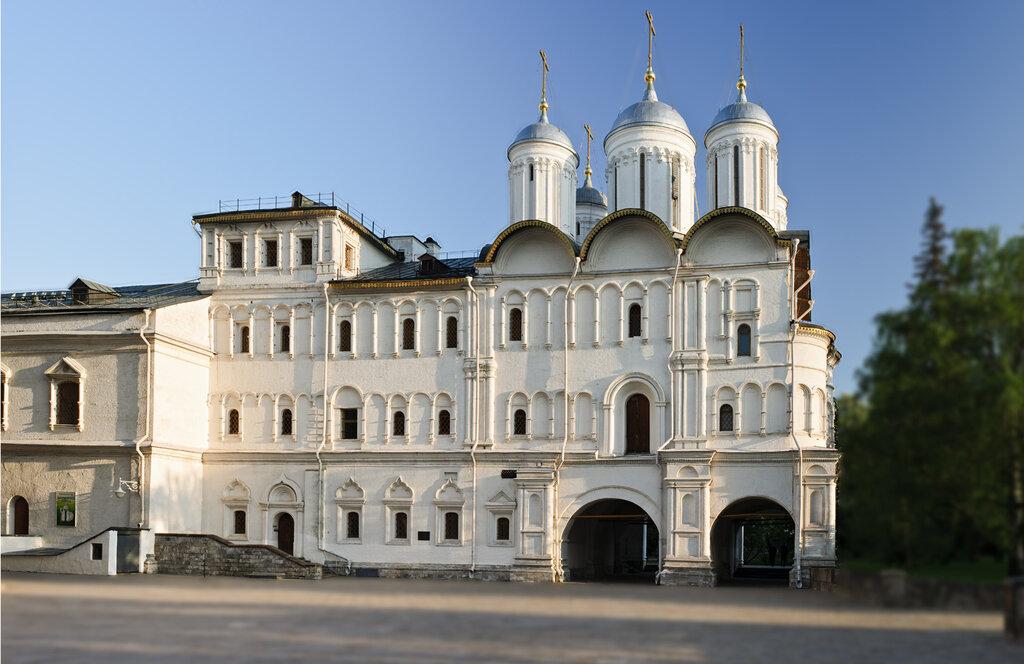 музей — Патриаршие палаты — Москва, фото №2