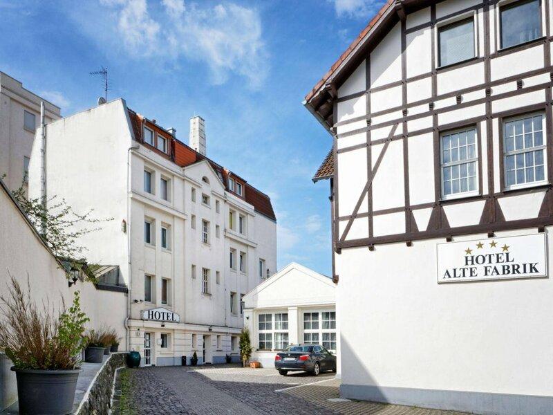 Hotel Alte Fabrik