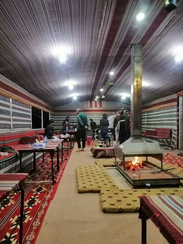 Wadi Rum Desert Tours Camp
