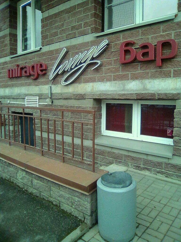 hookah bar — Mirage Lounge — Saint Petersburg, фото №1