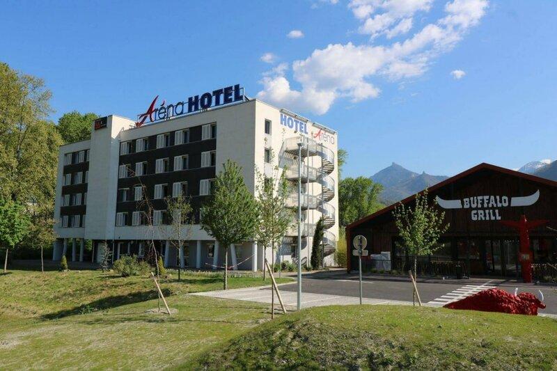 Hotel Arena Grenoble