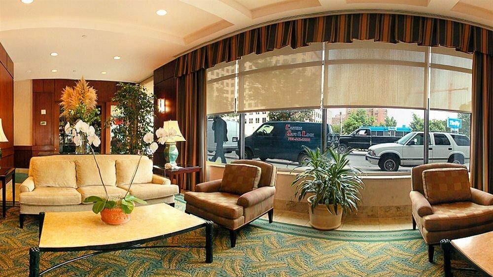 гостиница — Twelve & K Hotel Washington Dc — City of Washington, фото №4