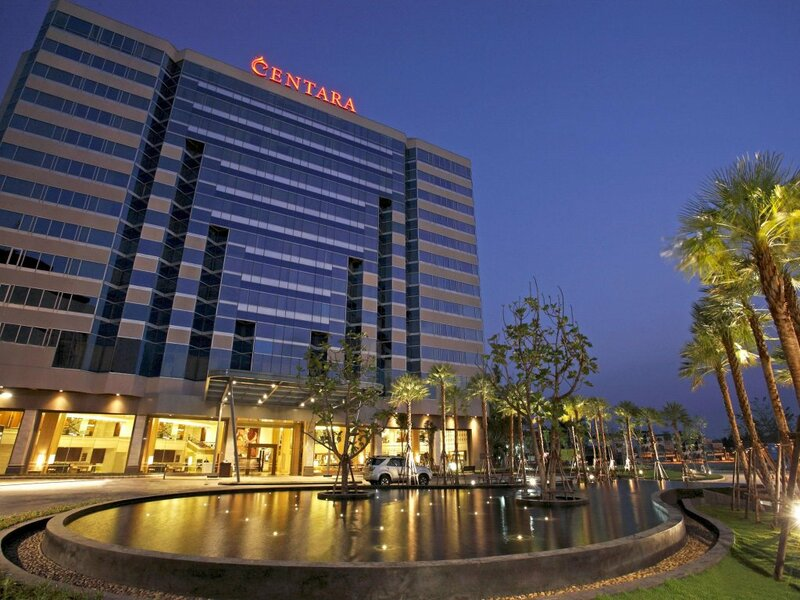 Centara Hotel And Convention Centre Udon Thani