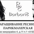БарБарис, Услуги парикмахера в Искитимском районе