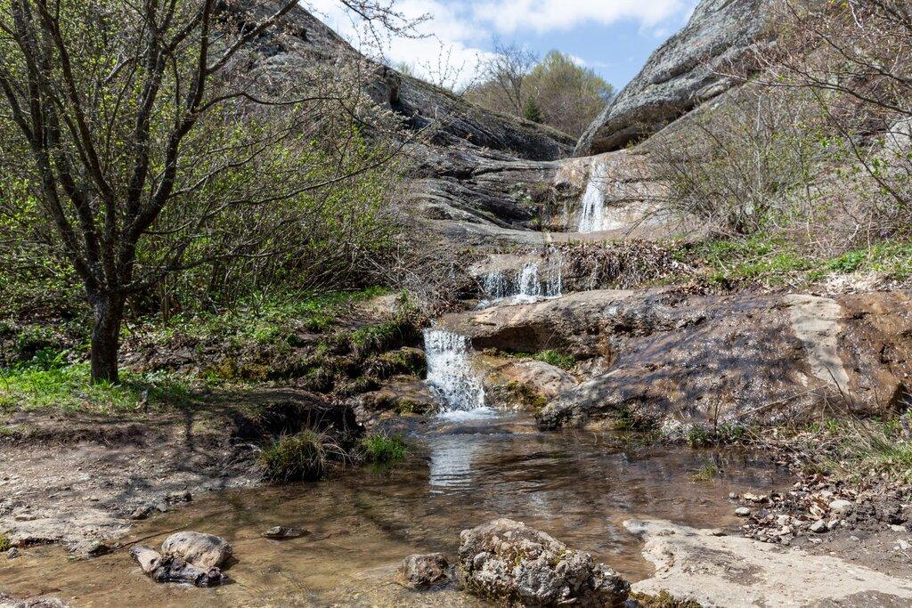 цвет водопад джурла фото выходя