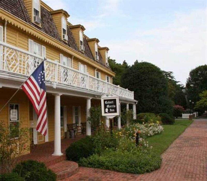 Robert Morris Inn - A Waterfront Country Inn
