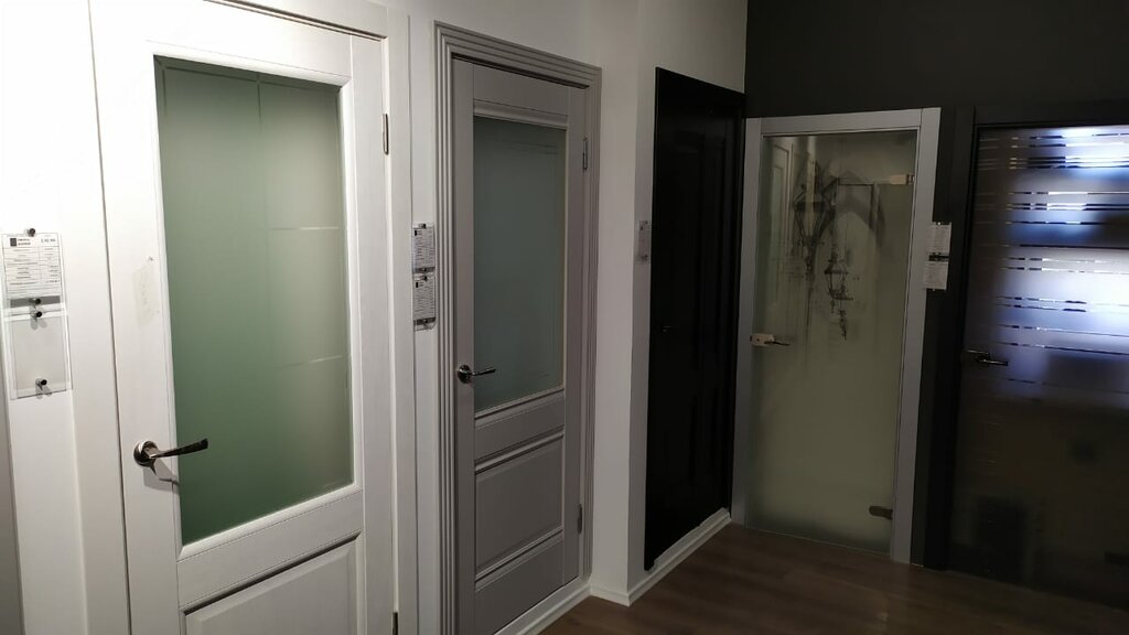 двери — Фирменный салон фабрики Профиль Дорс СПб — Санкт-Петербург, фото №2