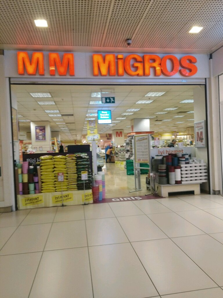 süpermarket — MM Migros Historia — Fatih, photo 1