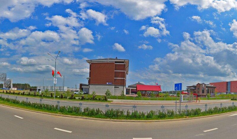 China Merchants Huashang Business Center Airport