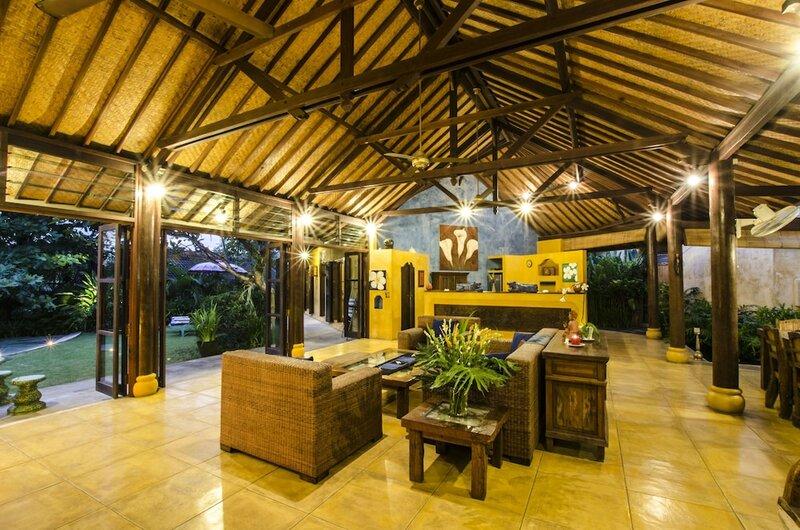 Quiet Cottage Style Villa in Umalas