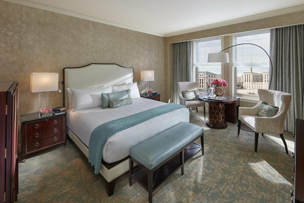 гостиница — Mandarin Oriental Washington Dc — City of Washington, фото №5