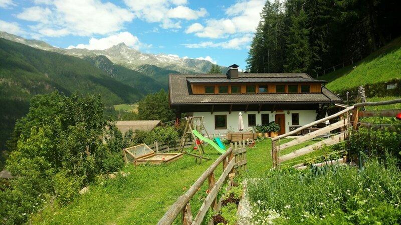 Mountainfarm Holidays Innertrein