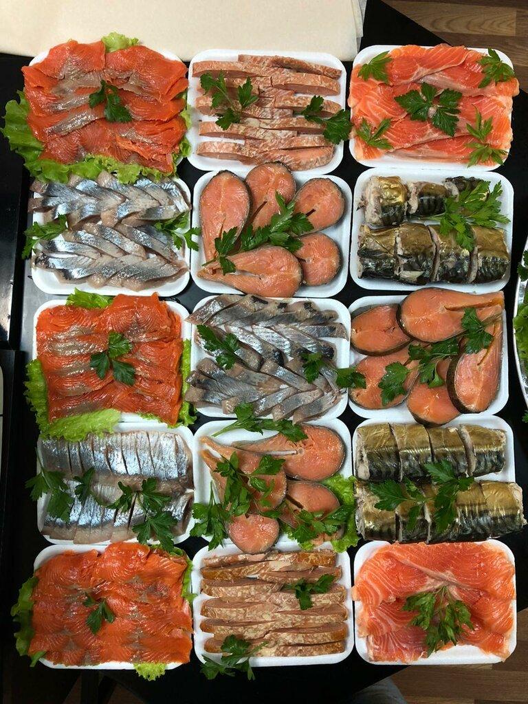 производство продуктов питания — Царская Рыба — Москва, фото №1